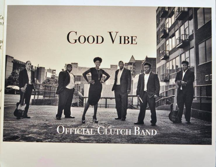 official clutch band